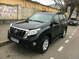 Аренда Авто Toyota Land Cruiser Prado (2016)