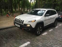 Аренда Авто в Грузии, Jeep Cherokee (2015)
