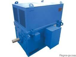 Электродвигатель А4-400 630 кВт 1500 об. мин, 6000В