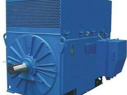 Электродвигатель ДАЗО4-560-10, 500 кВт 600 об/мин 6000V