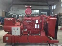 Электрогенератор дизельный Iveco Aifo 240 kW / 300 KVa Б/У