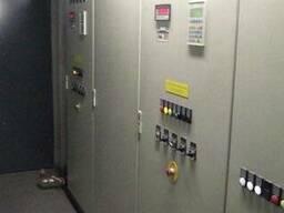 Электрогенератор газовый Dimag 116 kW Б/У