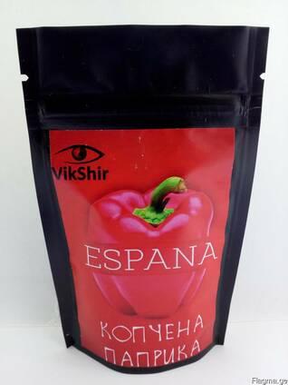 """შებოლილი წიწაკა """"España pequeño"""",25 g"""