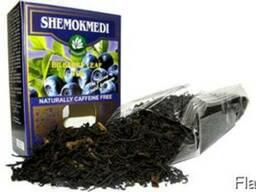 Грузинский Чай из листьиев черники и ежевики - фото 2