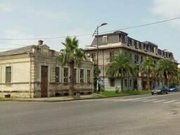 Историческое здание под реконструкцию