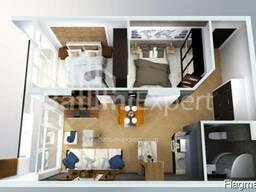 Квартира 57 м² - улица Леха и Марии Качинских, Батуми