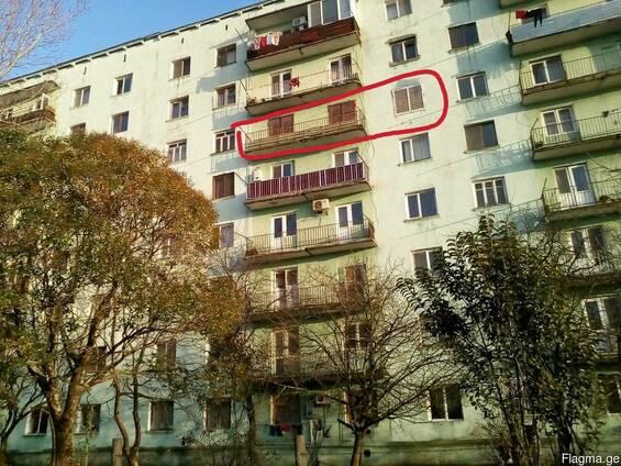 Квартира в центре Поти 120 квадратов.