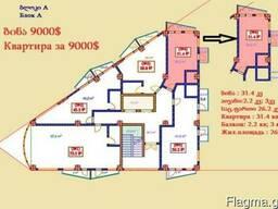 Квартира в новостойке в Батуми - фото 4