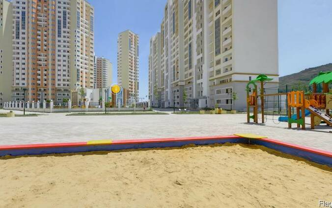 Квартиры в многокорпусном комплексе в Тбилиси, Исани