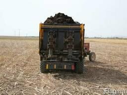 Навозоразбрасыватель органических удобрений X10 (10 тонн) - фото 2