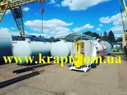 Оборудование для АГЗС газовая заправка LPG