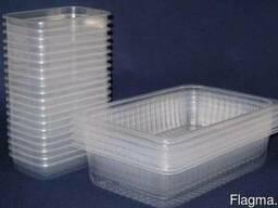 Одноразовый пластиковый стаканы в разных размерах - фото 2