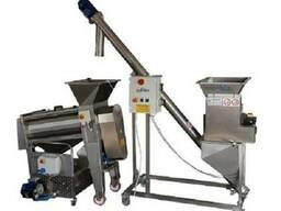 Полуавтоматическая линия для производства сока из граната