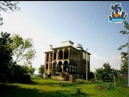 Продается земля с домом и проектом для туризма в Батуми