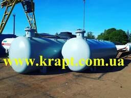 Резервуары для хранения газа подземные