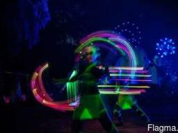 Шоу светодиодное - фото 4