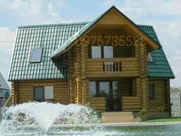 Строительство деревянных домов, срубов. - фото 3