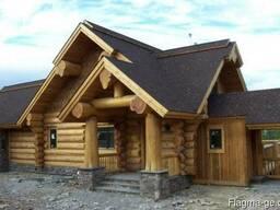 Строительство деревянных домов, срубов. - фото 2