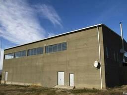 Завод по переработке и консервированию сельхоз продуктов