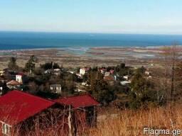 Земля видом моря и город - фото 4