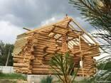 ხის სახლების მშენებლობა საქართველოს მასშტაბით. - фото 5
