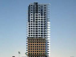 22-этажный современный жилой комплекс - фото 2