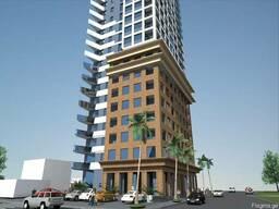 22-этажный современный жилой комплекс - фото 3