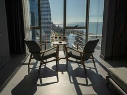 2х, 3х, 4х комнатные квартиры в аренду в Батуми с видом на море
