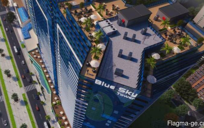 Апарт отель в Батуми при гостнице Holiday Inn