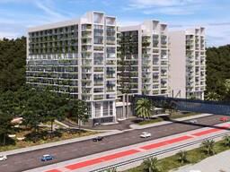 Апартаменты в рекреационной зоне в Батуми