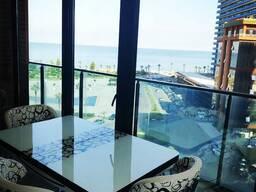 Апартаменты в Metro City с видом на море в Батуми