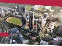 Апартаменты в Тбилиси