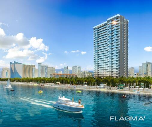 Apartments near the sea with investment opportunities and for living in Batumi