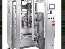 Автомат для гранулированных продуктов в пакет подушку