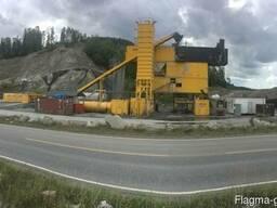 Б/У асфальтный завод Lintec CSD 1500/4 120 т/ч, 2009 г. в.