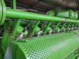 Б/У газовый двигатель Jenbacher 616 GSС87, 2000 Квт, 1997 г. - фото 5