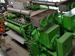 Б/У газовый двигатель Jenbacher 616 GS 02, 1942 Квт, 1999 г. - фото 8