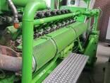 Б/У газовый двигатель Jenbacher JGS420 GSNL,1412 Квт,2005 г. - photo 4