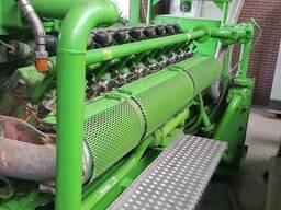 Б/У газовый двигатель Jenbacher JGS420 GSNL,1412 Квт,2005 г. - фото 4
