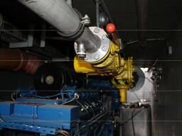 Б/У газовый двигатель MWM TBG 604-V-12, 1988 г. , 590 Квт - фото 4