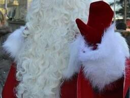 Дед мороз, снегурочка, Санта Клау