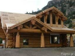 Деревянные конструкции - photo 2