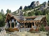 Деревянные конструкции - photo 1