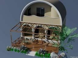 ახალი თაობის სახლი Дом Нового Поколения