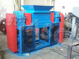 "Ორი shaft shredder ""Amasco"" 2-500: - photo 4"