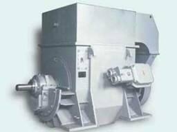 Электродвигатель 2АДО 400/250-6000, 400/250 кВт 1000/740 об