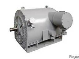 Электродвигатель ВАО2 450 400 кВт 3000 об. мин 6000V