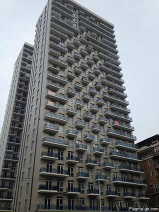 Квартира 35 м² - улица Шерифа Химшиашвили, Батуми