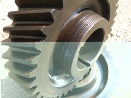 Gearwheel, gear, staft gear, toothed crown, gear box - фото 3