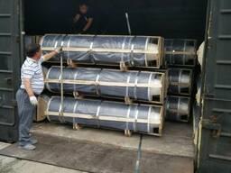 Графитированные электроды диамерты 100-700mm дешевые цены - фото 4